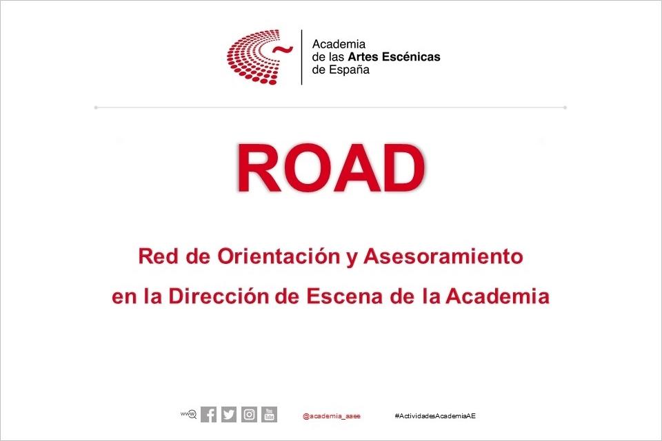 Foto de Red de Orientación y Asesoramiento en la Dirección de Escena de la Academia