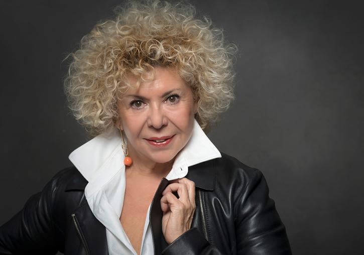 Foto de Rosángeles Valls galardonada en los Premios PRECREA