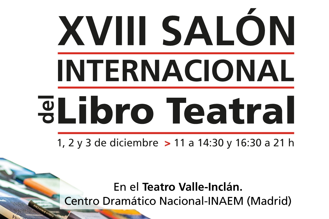 Foto de Presencia de la Academia en el XVIII Salón del Libro Teatral de la AAT