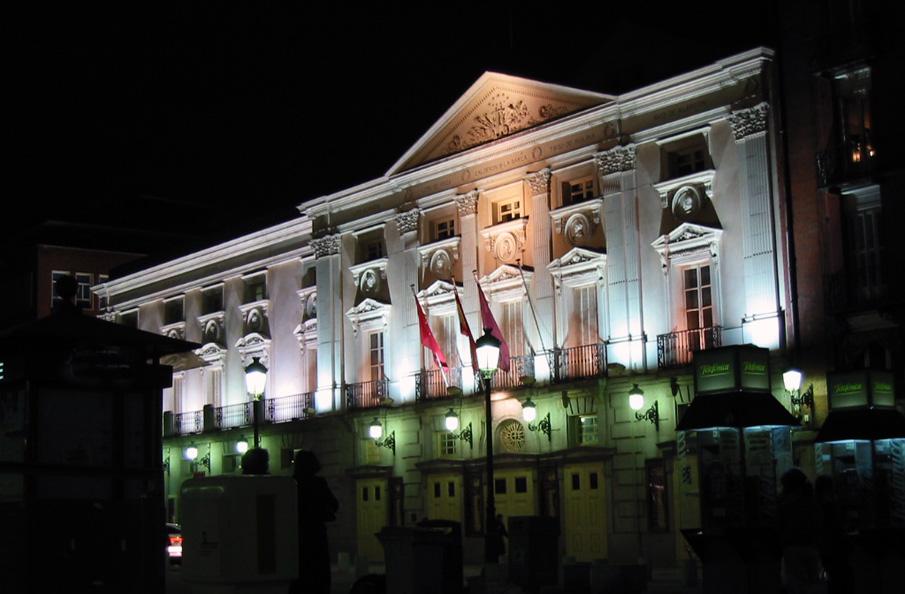 Foto de Encuentros en el Teatro Español