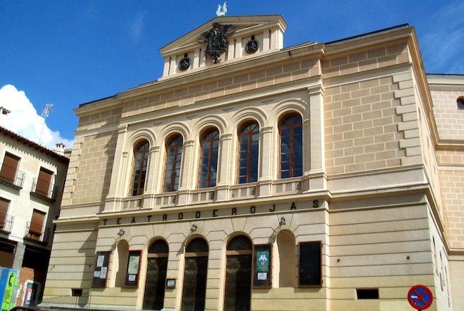 Foto de La Academia de Artes Escénicas de España se presenta en Toledo