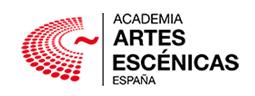 Logotipo Academia de las Artes Escénicas