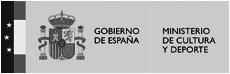 Logo del Ministerio de Cultura